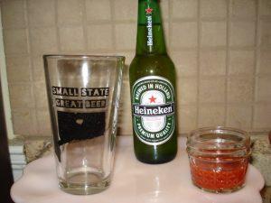 red beer ingredients