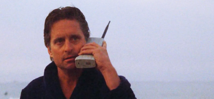 1980's cell phone