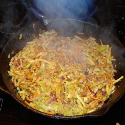 Sauteed Asian broccoli slaw