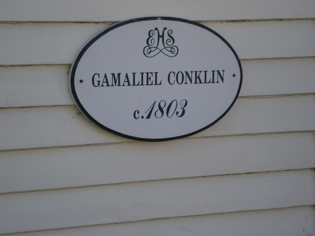 Gamaliel Conklin tag